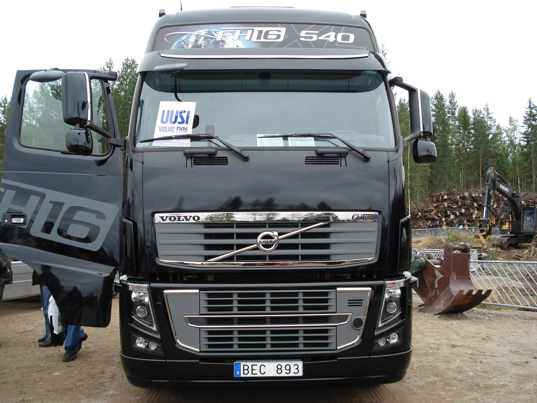 Volvo FH16 #8814673