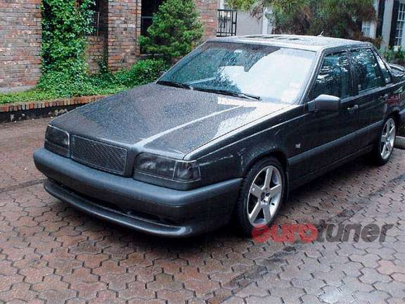 Volvo 850 Turbo #8503955