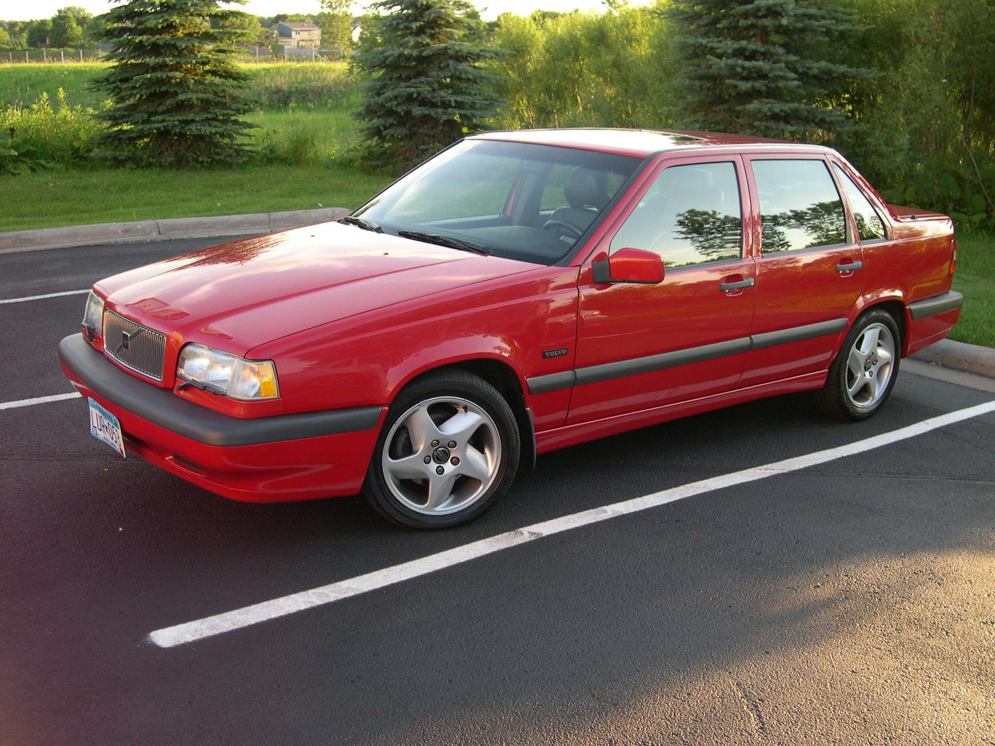 Volvo 850 Turbo #7173006