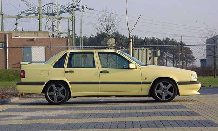 Volvo 850 Turbo #9191898