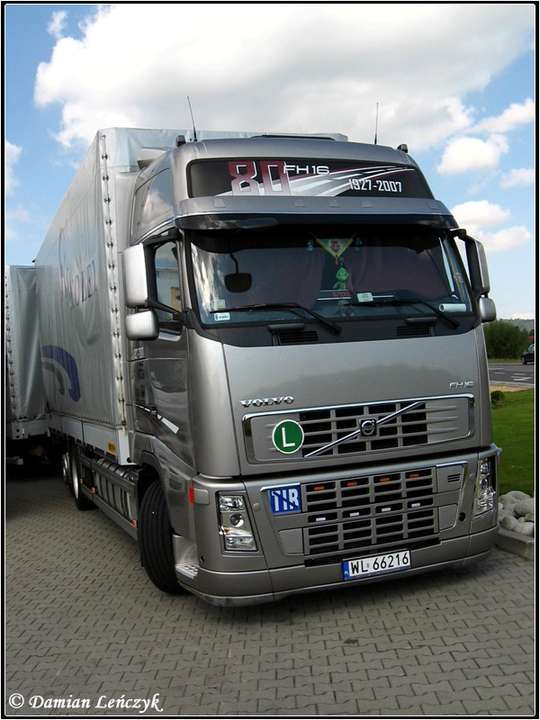Volvo FH 16 #9063229