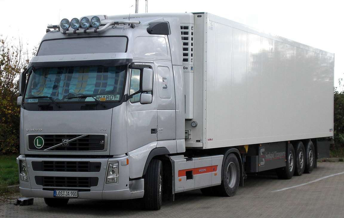 Volvo FH 440 #9276661