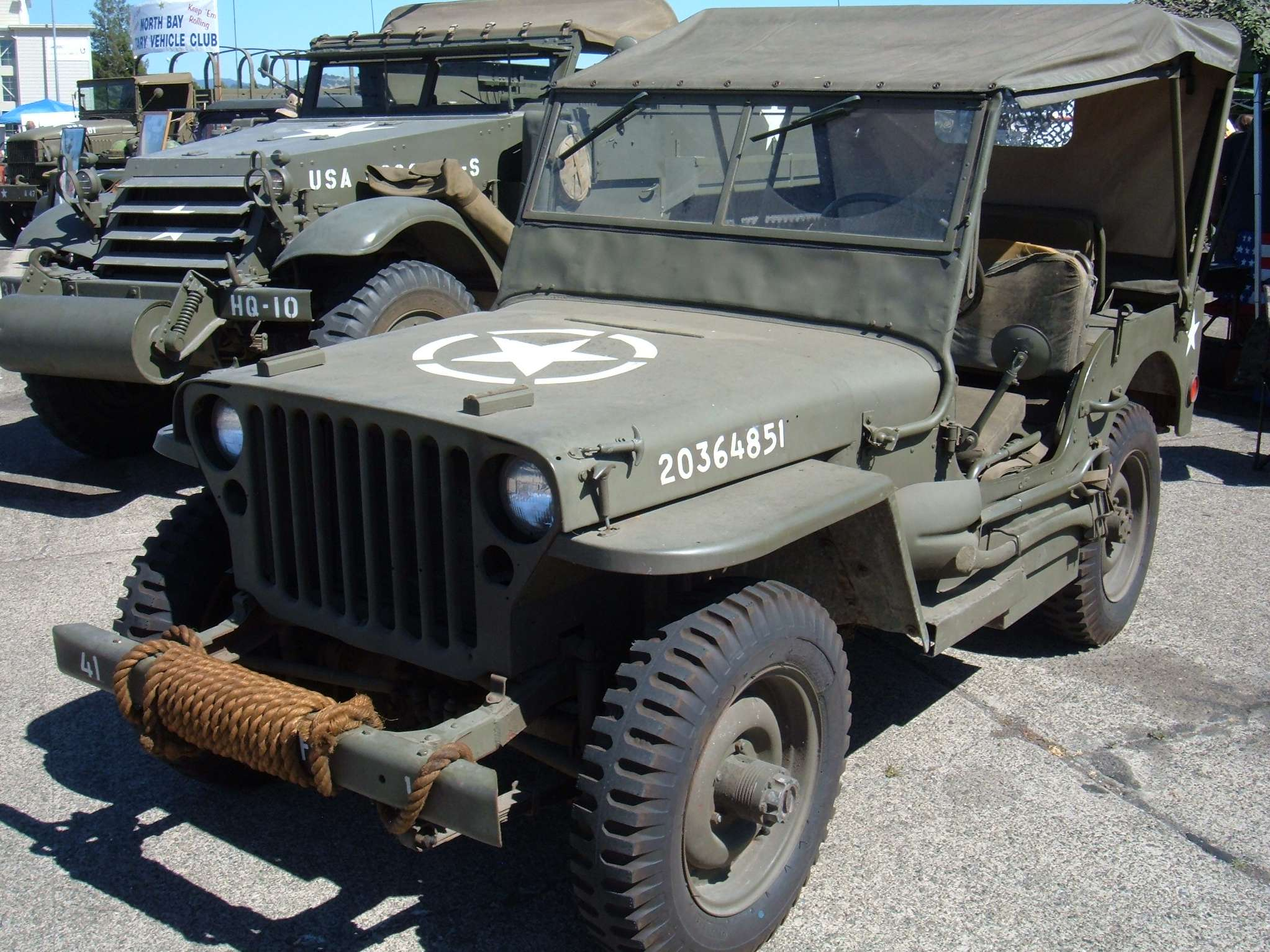 Willys Jeep #8380748