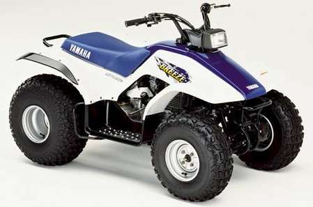 Yamaha Breeze #7847919
