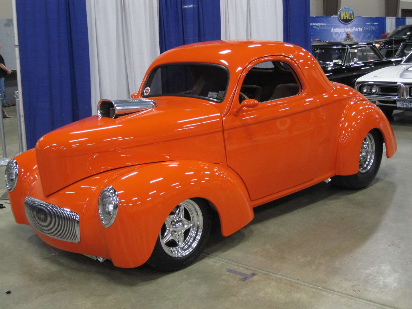 Willys Coupe #8182166