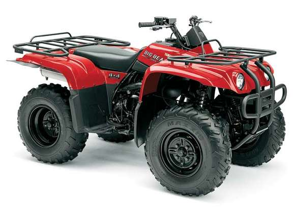 Yamaha Big Bear #7429817