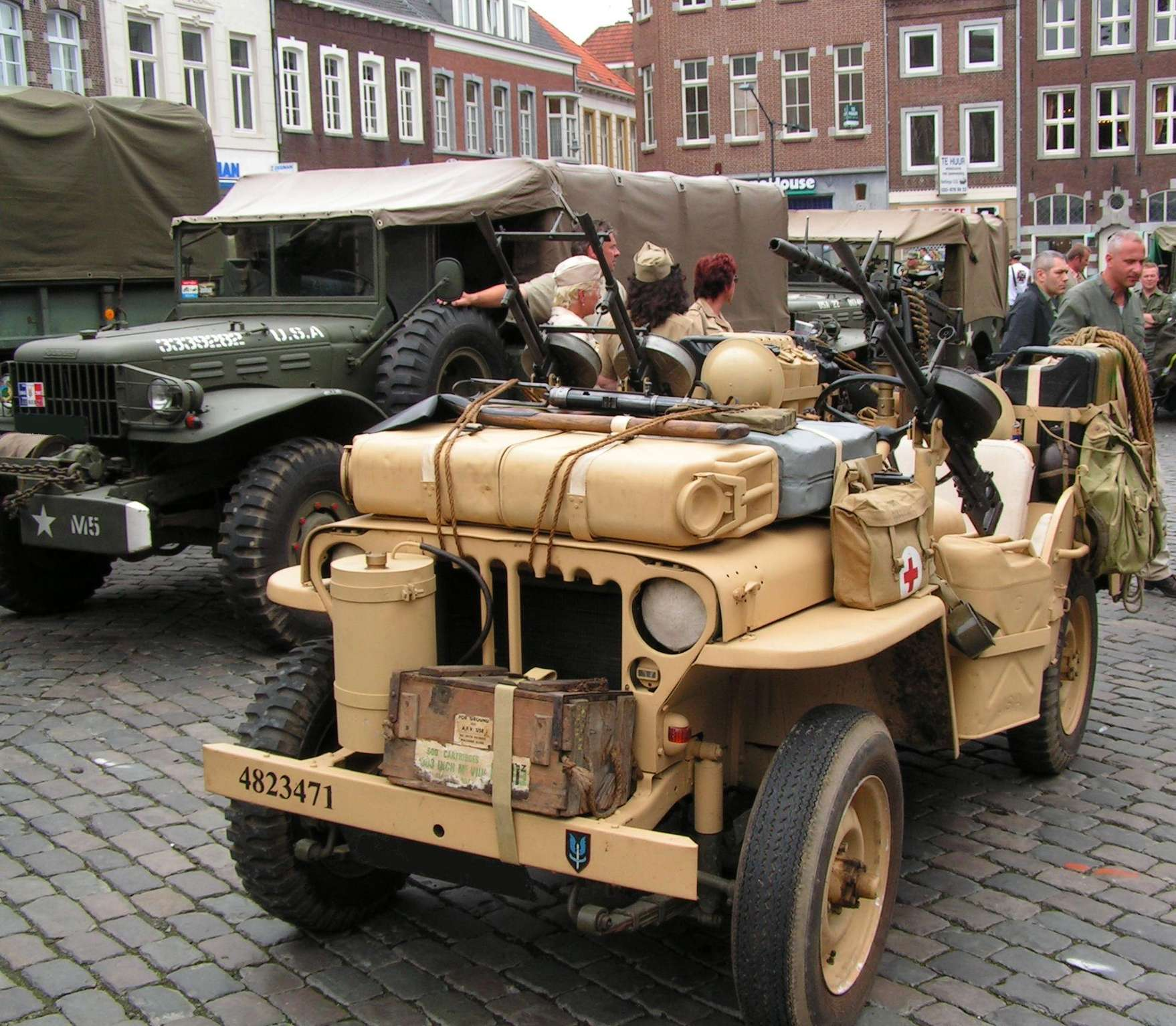 Willys MB #9432168