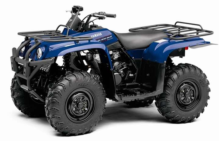 Yamaha Big Bear #7575795