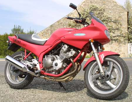 Yamaha Diversion 600 #9180468