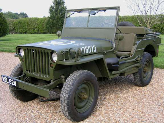 Willys Jeep #9659797