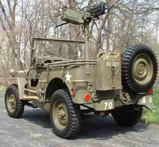 Willys MB #8352780