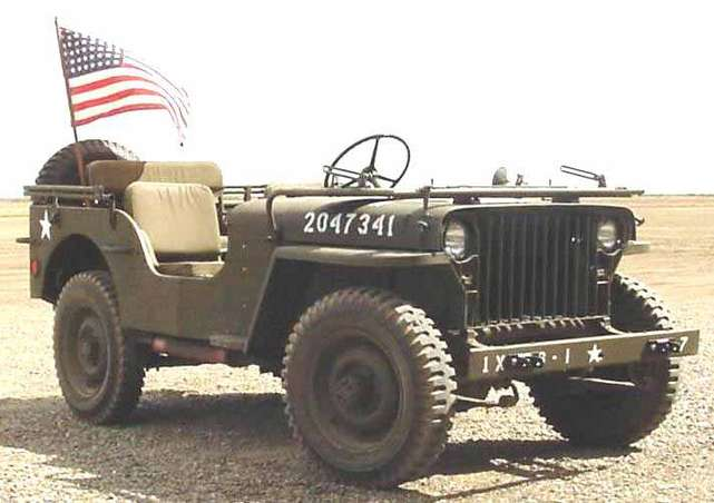 Willys MB #8318596