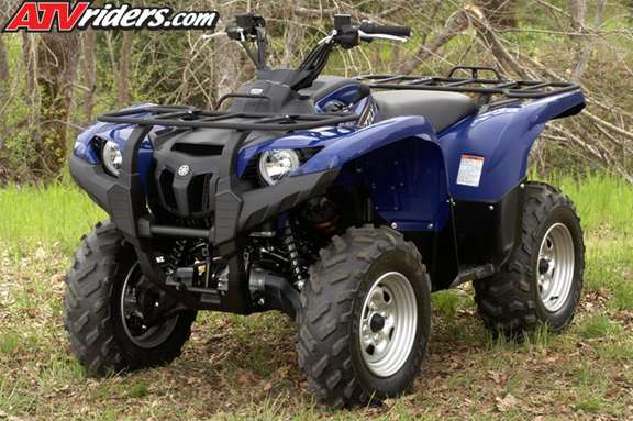 Yamaha Grizzly #9907440