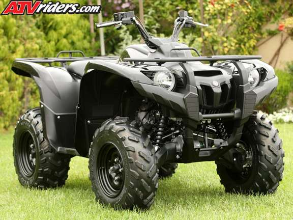Yamaha Grizzly 700 #9785167