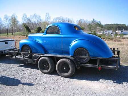 Willys Coupe #7327706