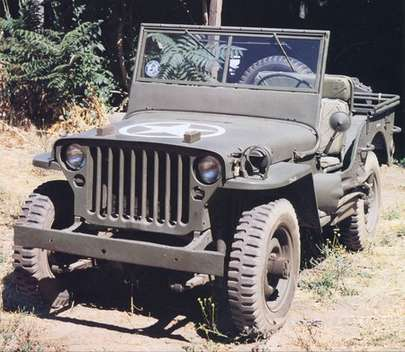 Willys Jeep #7005318