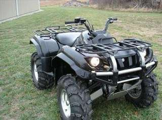 Yamaha Grizzly 660 #7854286