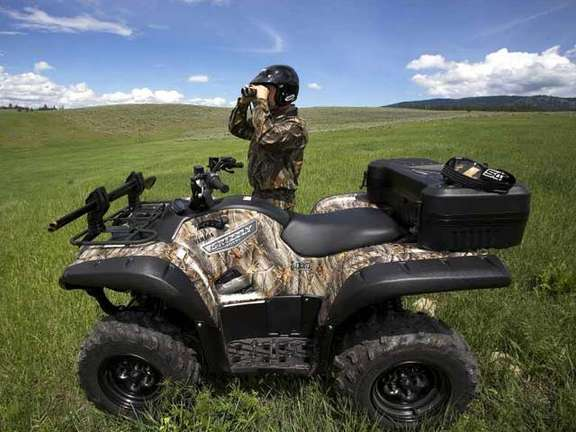 Yamaha Grizzly 700 #8819032