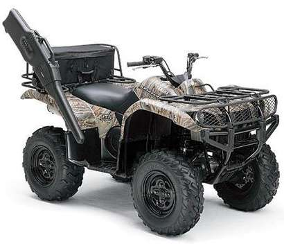 Yamaha Grizzly 660 #9202324