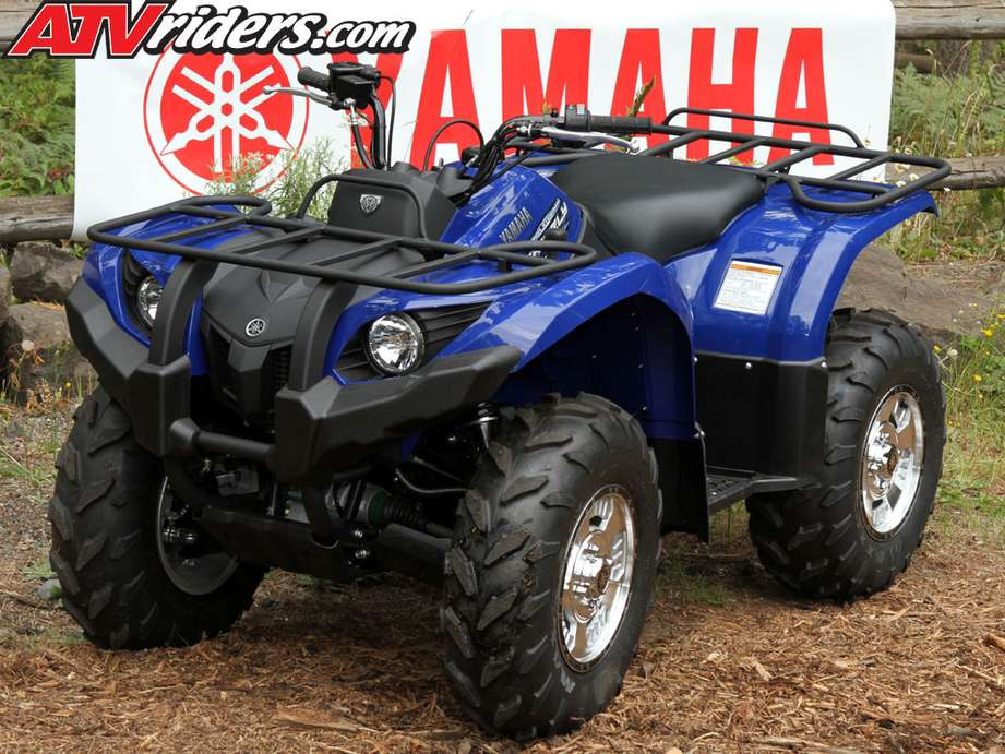 Yamaha Grizzly #9909114