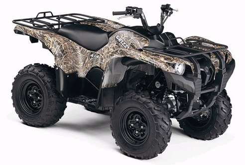 Yamaha Grizzly 700 #8283445
