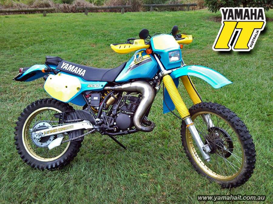 Yamaha IT #7799437