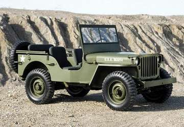 Willys Jeep #7741403