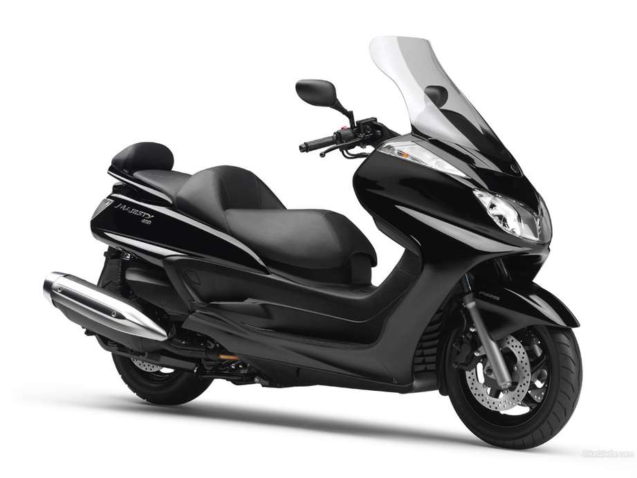 Yamaha Majesty #9915902