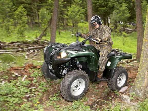 Yamaha Grizzly 700 #8410786