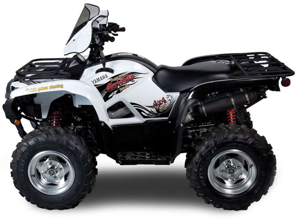 Yamaha Grizzly #7242021