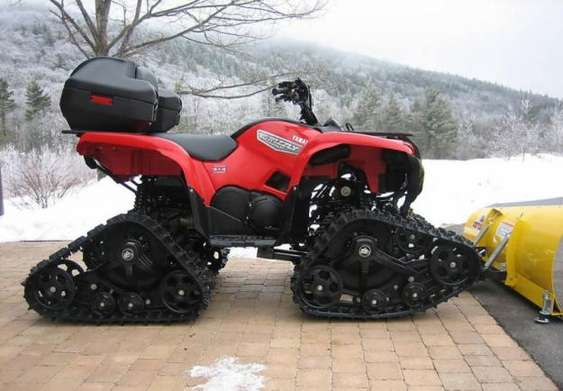 Yamaha Grizzly 700 #7453526