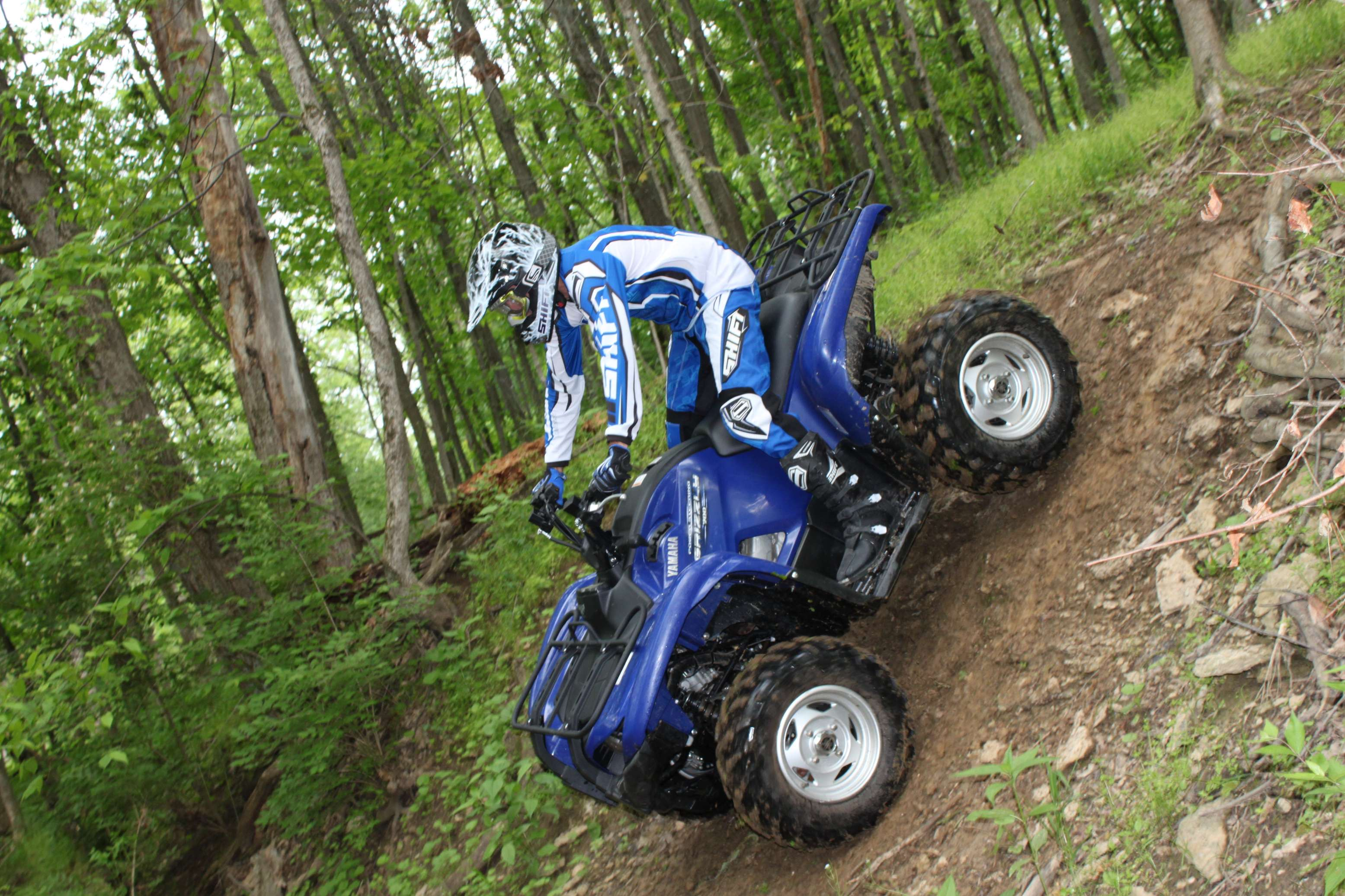 Yamaha Grizzly 700 #7188834