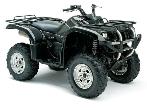 Yamaha Grizzly 660 #9594832