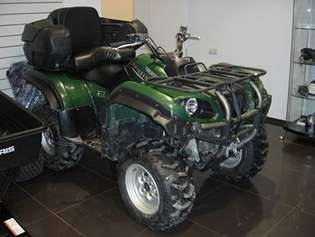 Yamaha Grizzly 660 #7073809