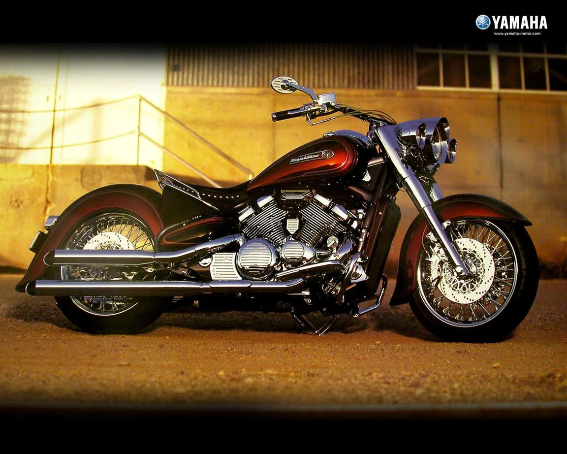 Yamaha Royal Star #7300375