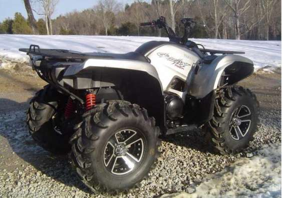 Yamaha Grizzly 700 #8024001