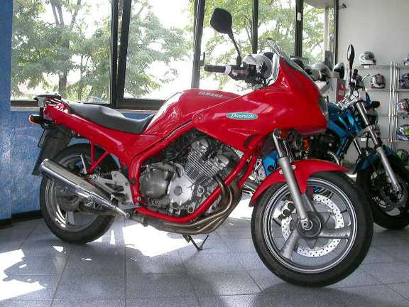 Yamaha XJ 600 Diversion #7150219