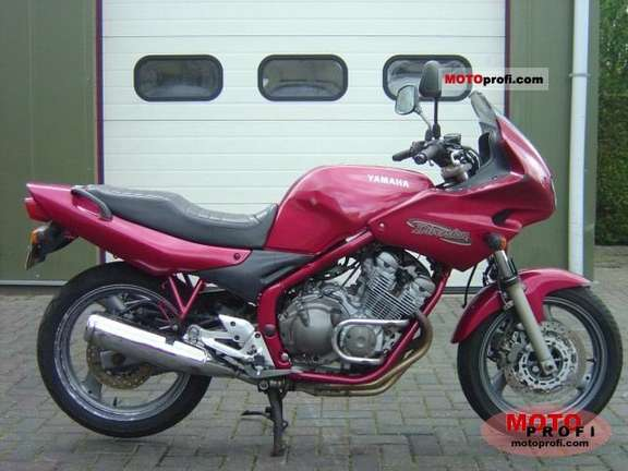 Yamaha XJ 600 Diversion #9155943