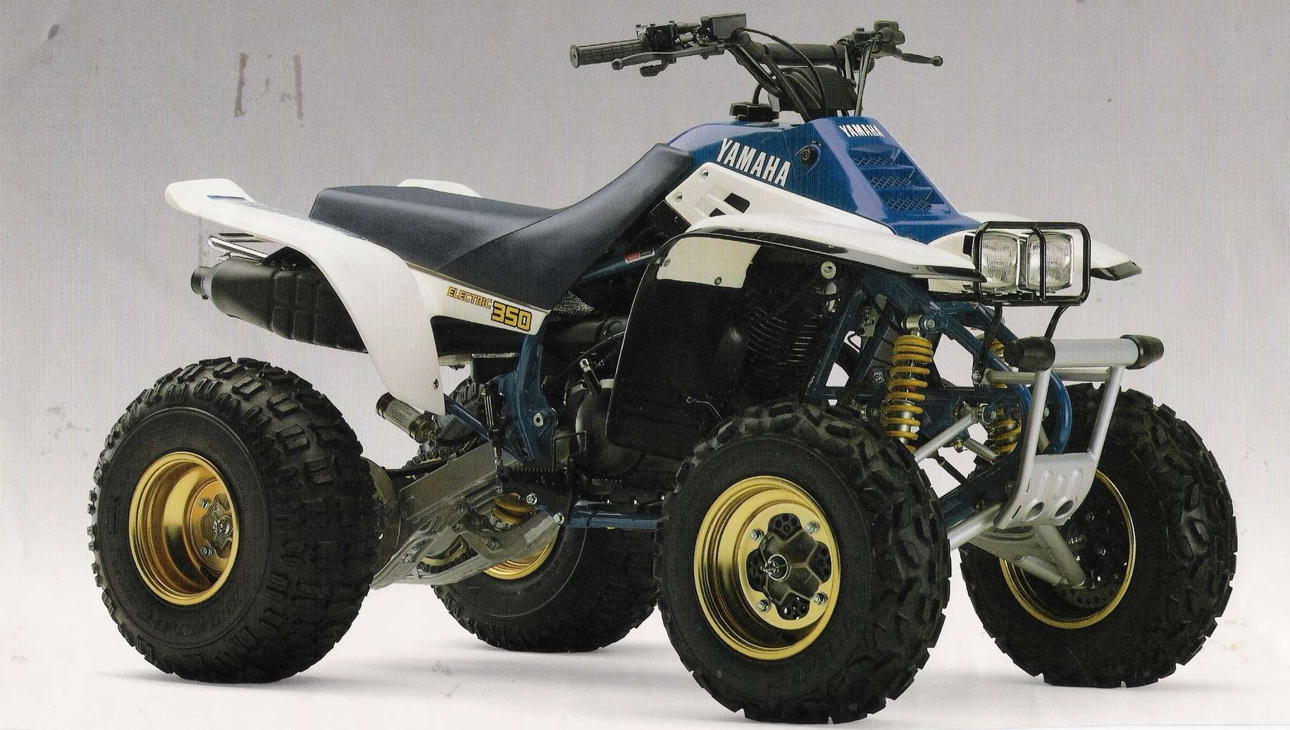 Yamaha Warrior 350 #9851158