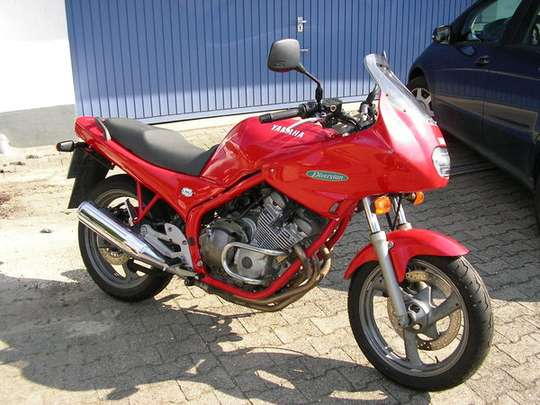 Yamaha XJ 600 Diversion #8915666