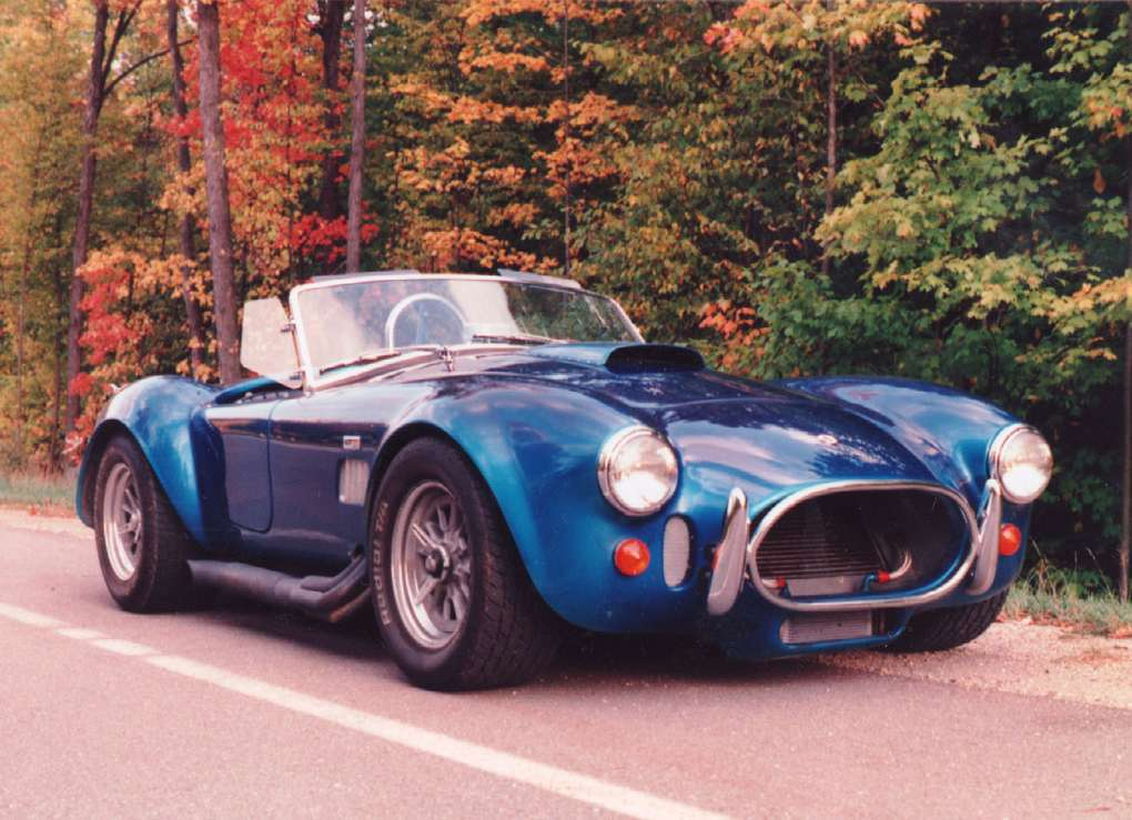 AC Cobra Replica #7908865