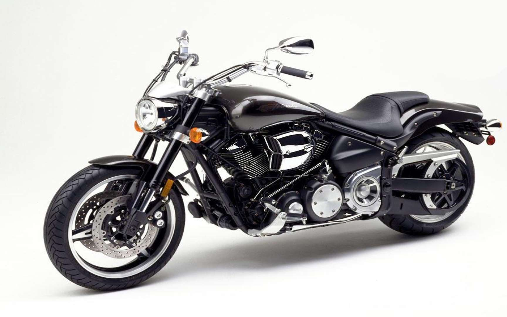 Yamaha Warrior #7979646