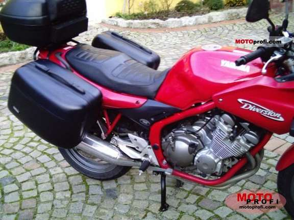 Yamaha XJ 600 Diversion #8086014