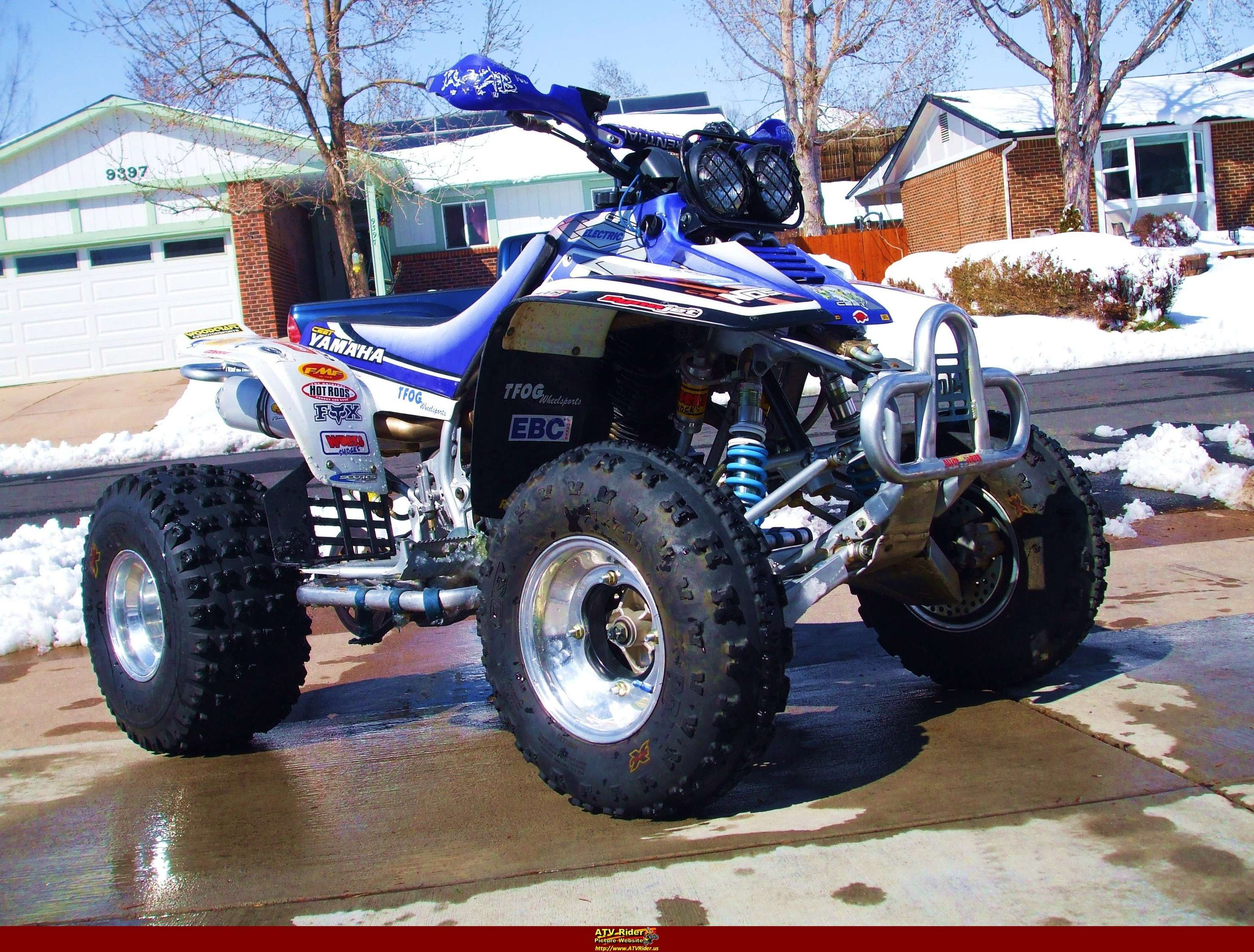 Yamaha Warrior 350 #8806573