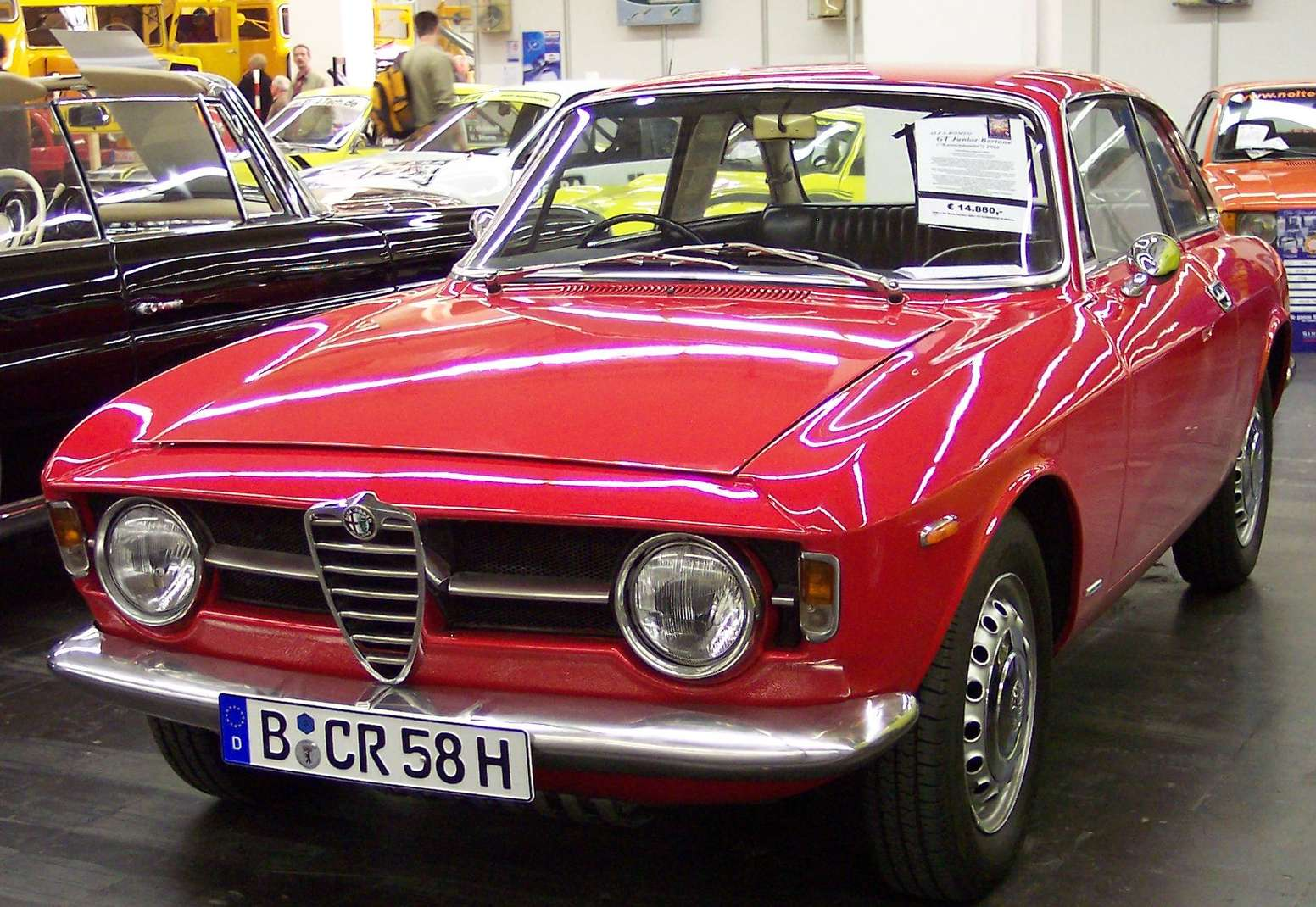 Alfa Romeo GT Junior #9015585
