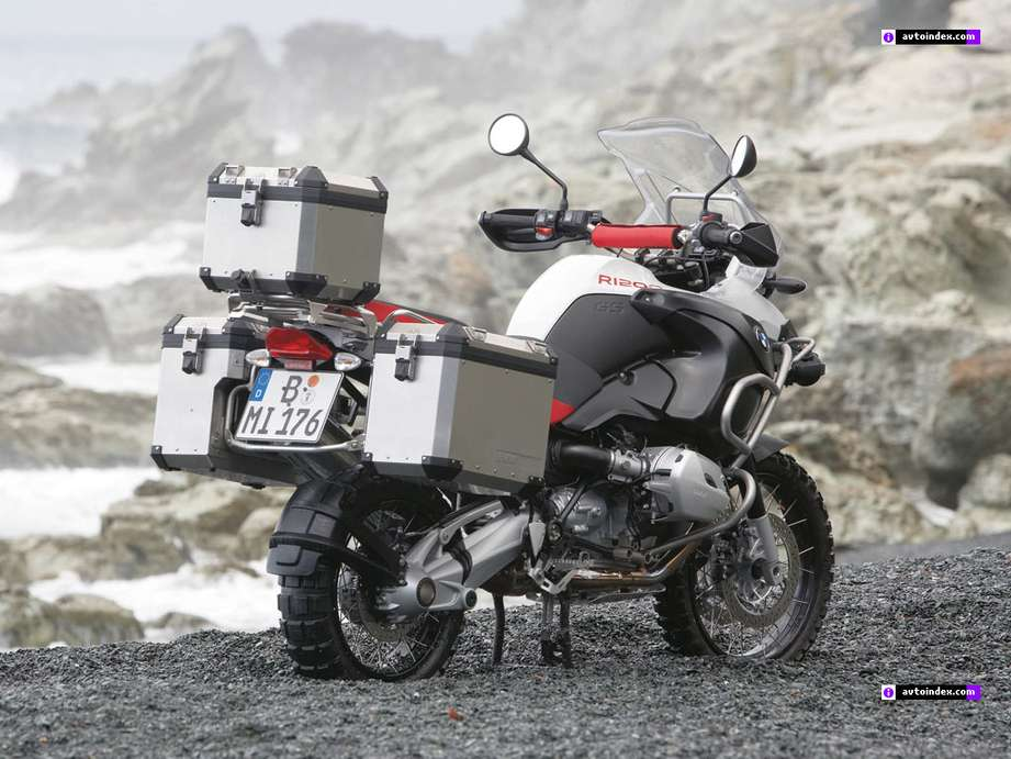 BMW R 1200 GS Adventure #9069422