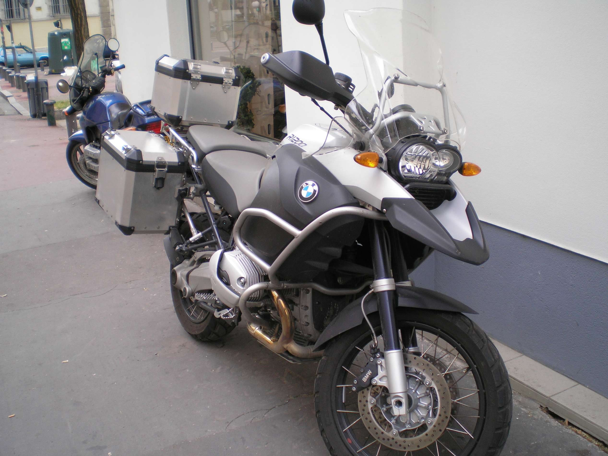 BMW R 1200 GS Adventure #7015408