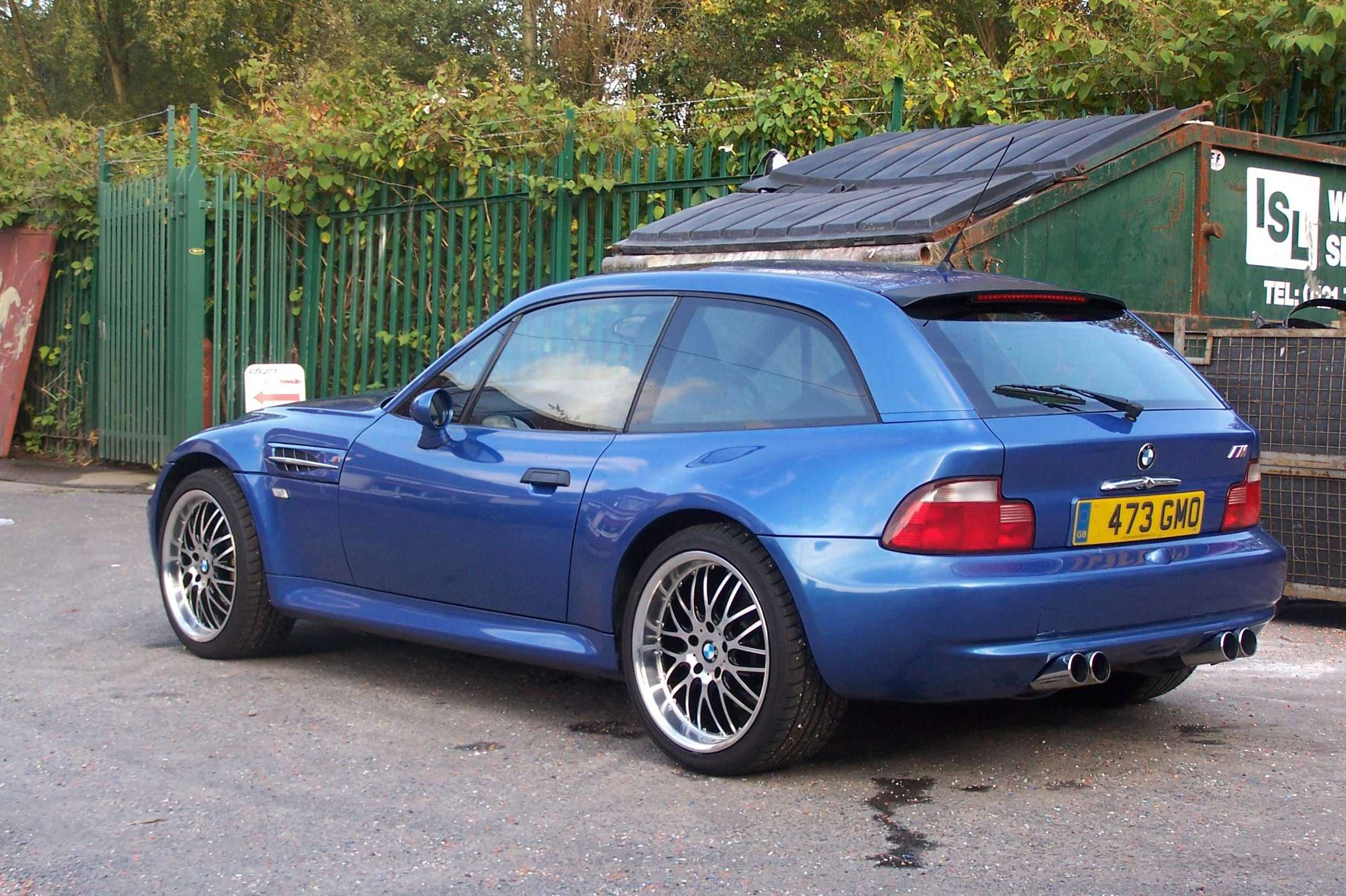 BMW Z3 M coupe #7233932