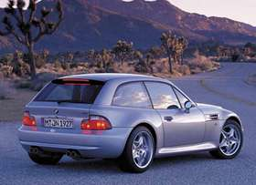 BMW Z3 M coupe #9111371