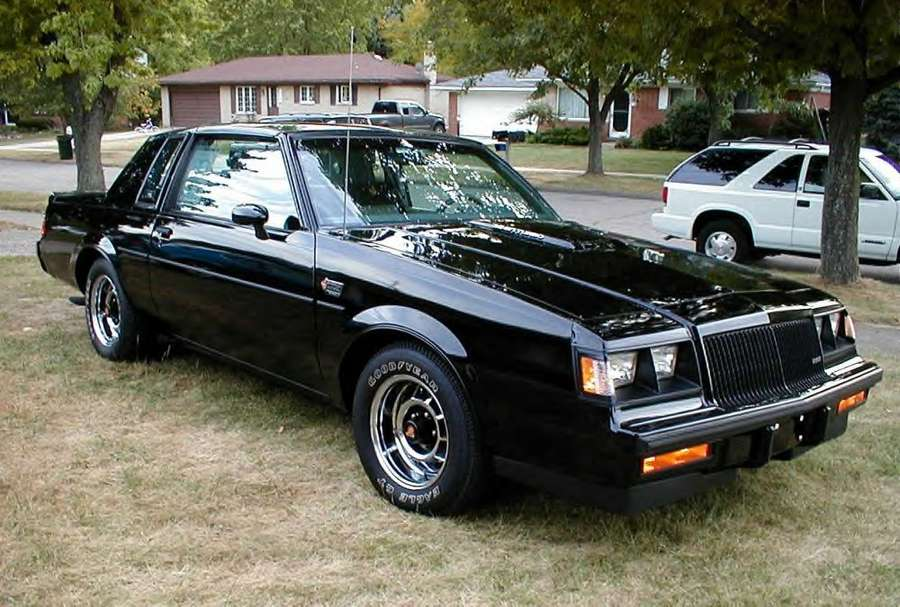 Buick Grand National #8193059